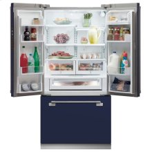 Midnight Sky Elise French Door Counter Depth Refrigerator