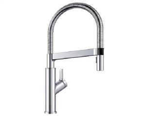 Blanco Solenta Semi-professional Kitchen Faucet - Polished Chrome Product Image
