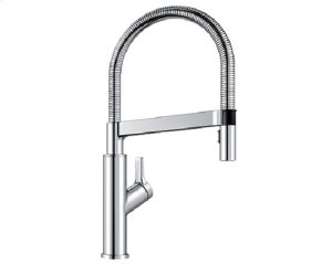 Blanco Solenta Semi-professional Kitchen Faucet - Polished Chrome Product Image