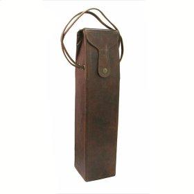 Artsome Mason Leather Wine Case
