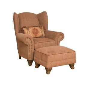 Corona Chair, Corona Ottoman