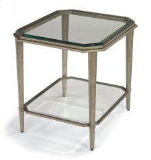 Prism End Table