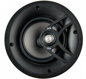 Vanishing V Series High Performance In-Ceiling Speaker in White