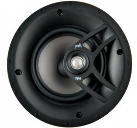 Vanishing V Series High Performance In-Ceiling Speaker in White