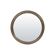 Mirror 60 cm REFLECT raw antique bronze