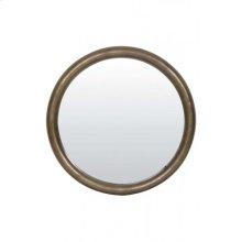 Mirror 60 cm REFLECT raw antique bronze