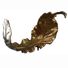 Willow Medium Two-toned Sculptural Leaf I