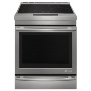 "Jenn-AirEuro-Style 30"" Induction Range"