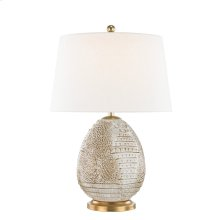 Table Lamp - Tabac