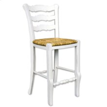 Provence Ladder Back Counter Stool