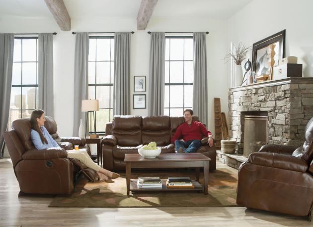 Genial Lay Flat Reclining Sofa