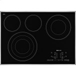 JENN-AIR30-Inch Electric Radiant Cooktop with Glass-Touch Electronic Controls