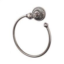 Tuscany Bath Ring - Pewter Antique
