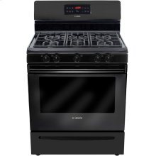 300 Series Evolution™ Gas Range Black HGS3063UC