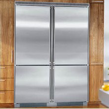 "60"" Side-by-Side Refrigerator & Freezer"