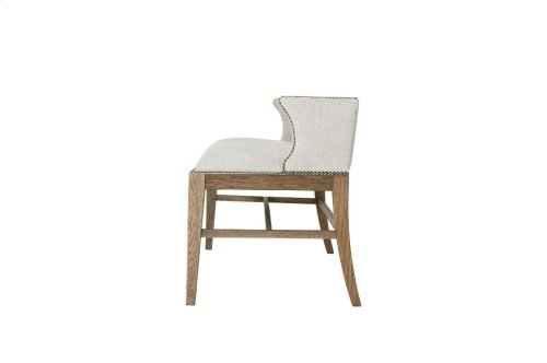 Impromptu Settee, #plain# - Light Echo Oak
