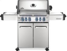 Prestige® 500 RSIB Infrared Side & Rear Burners Stainless Steel , Natural Gas