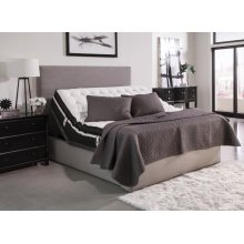 Montclair Casual Black Full Adjustable Bed Base