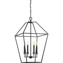 Aviary Chandelier in Palladian Bronze