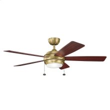 "Starkk Collection 52"" Starkk Ceiling Fan NBR"