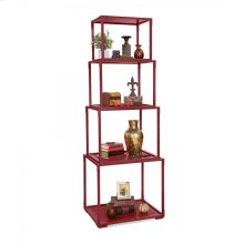 14203 KILDAIR III - IRON STACKING ETAGERE