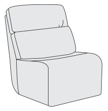 Aaron Armless Chair