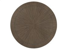 """Centerpiece Round Dining Table Top 64"""""""