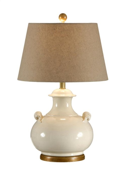 Niccolo Lamp - Ivory