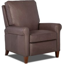 Finley Leather High Leg Recliner - Premium Collection