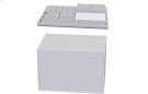Storage Drawers With Divider Tray in Wood Product Image