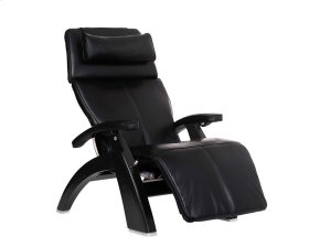 Perfect Chair PC-610 - Black Premium Leather - Matte Black