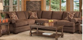 9800 R/f Sectional