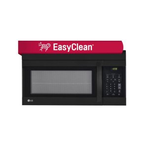 LG Appliances1.7 cu. ft. Over-the-Range Microwave Oven with EasyClean(R)
