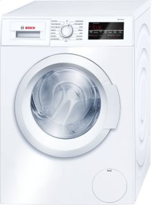 300 Series Washer - 208/240V, Cap. 2.2 cu.ft., 15 Cyc.,1,400 RPM, 54 dBA White/Door, ENERGY STAR