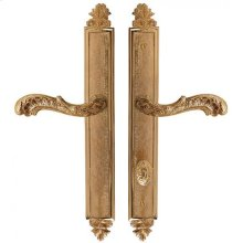 French Door Multipoint Trim Louis XVI Style