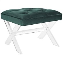 Swift Acrylic Bench in Green