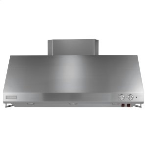 "GEMONOGRAMMonogram 48"" Stainless Steel Professional Hood"