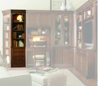 "Cherry Creek 22"" Wall Storage Cabinet Product Image"