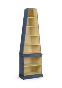 Regency Bookcase - Blue