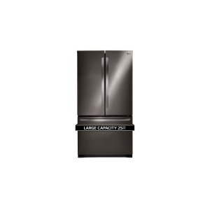 LG Appliances25 cu. ft. French Door Refrigerator