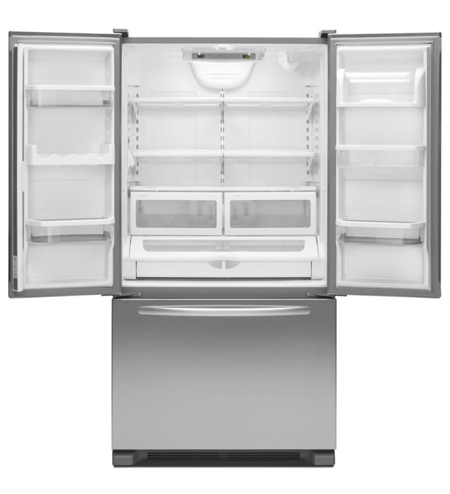 Additional Kitchenaid 20 Cu Ft Counter Depth French Door Refrigerator  Architect. Ks20ecms In Stainless Steel