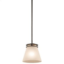 Hendrik Collection Mini Pendant 1 Light OZ