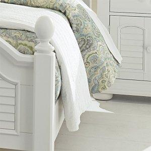 Liberty Furniture IndustriesCali King Panel Rails
