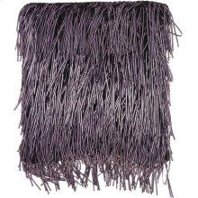 """Shag Dc235 Purple 18"""" X 18"""" Throw Pillows"""