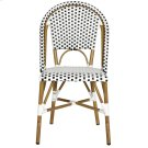 Salcha Indoor-outdoor Side Chair - Black&white Product Image