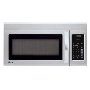 LG Appliances1.8 cu. ft. Over-the-Range Microwave Oven with EasyClean®