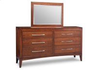 Catalina 6 Drawer Long Dresser Product Image