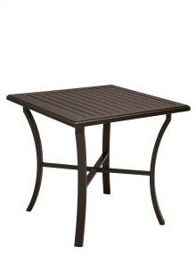 """Banchetto Square 42"""" Bar Table"""
