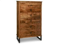 Cumberland 6 Drawer Highboy Product Image