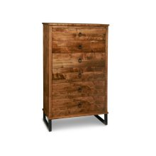 Cumberland 6 Drawer Highboy